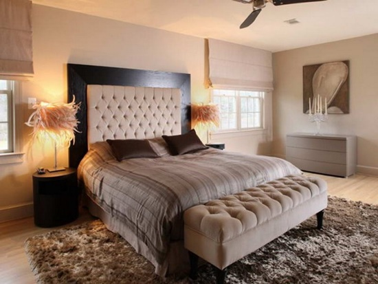 ... Smart Ideas to Make your Own Headboard