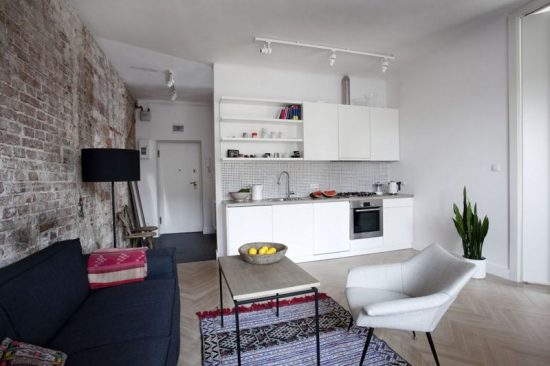 Smart and Tricky Ideas to Provide More Space in Small Apartments 1 (4)