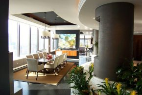 Sophisticated Classic Dining Room Design Ideas with a Modern Twist by Lisa Wolf