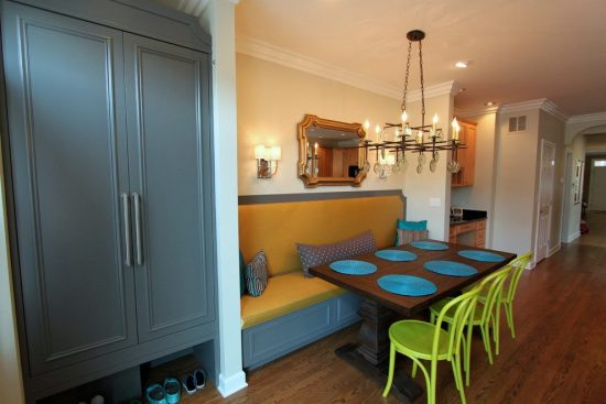 Sophisticated Classic Dining Room Design Ideas with a Modern Twist by Lisa Wolf 6