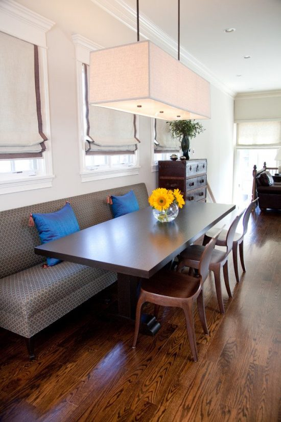Sophisticated Classic Dining Room Design Ideas with a Modern Twist by Lisa Wolf 7
