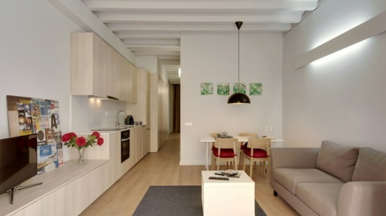 Tips for Designing Small Apartments
