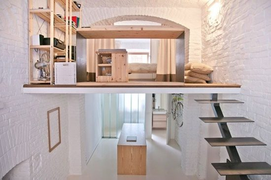 Useful ideas and solution for your small apartment
