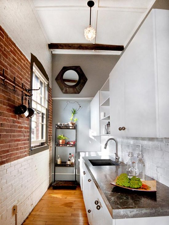 Several Great ideas to solve the Problem of Narrow Spaces