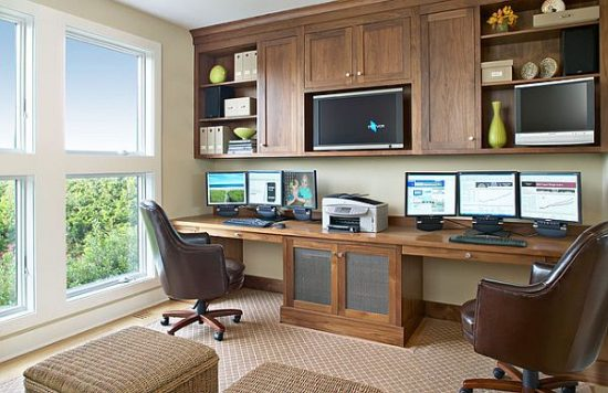 Enjoyable How To Decorate Your Home Office Interior Design Largest Home Design Picture Inspirations Pitcheantrous