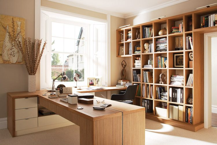 How to decorate your home office interior design How to accessorise your home