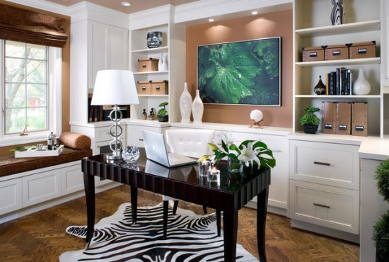 How To Decorate A Home Office how to decorate your home office? - interior design