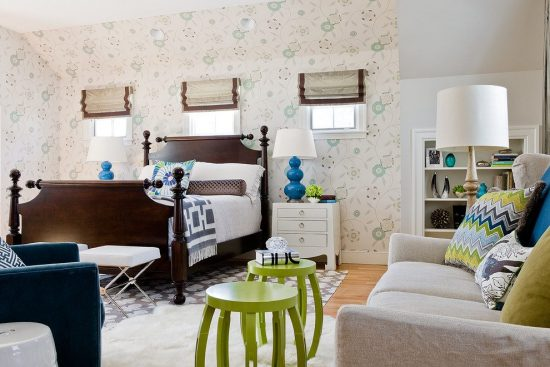 If You Think the Grey Walls Are Boring, Rachel Reider Will Help You Change Your Mind