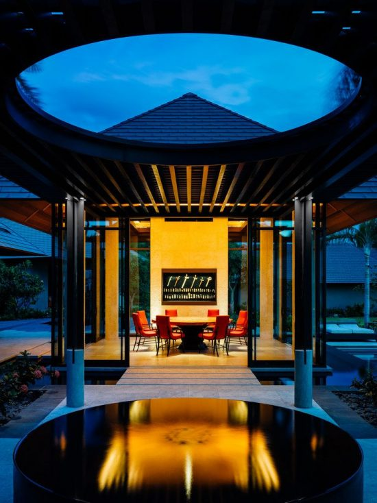 Improve Your Health with Such Outdoor Room Designs by Jacques Saint Dizier