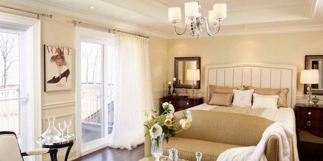 Interesting Artistic Details to Enhance the Sophisticated Look of Your Bedroom and Bathroom by Regina Sturrock