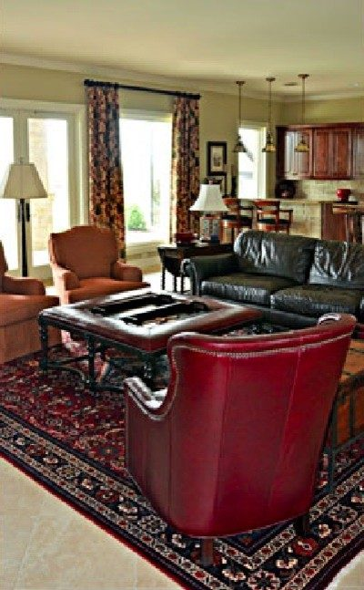 Interesting Types and Designs of Leather Furniture by Scott Dean