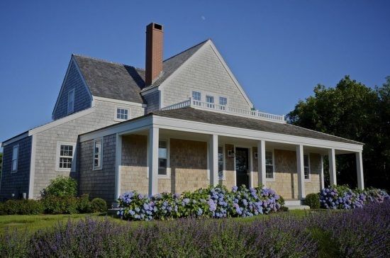 Natural Exterior Siding Options to Blend with Your Outdoor Garden by Jason Olbres