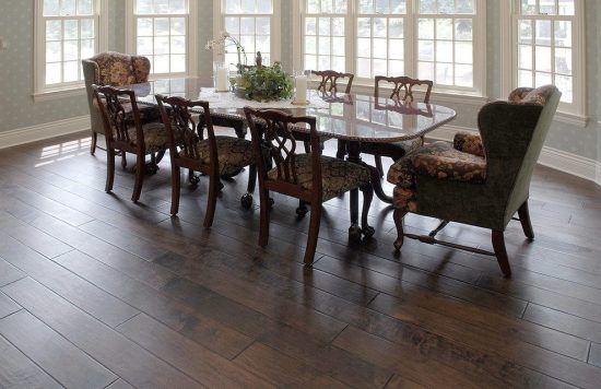 Vintage Floor Options by Tom Koczur to Provide Your Home Unique Warmth