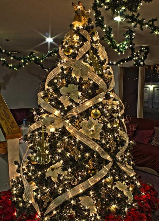 Christmas tree decorating themes the most recent themes for Decoration 4 christmas