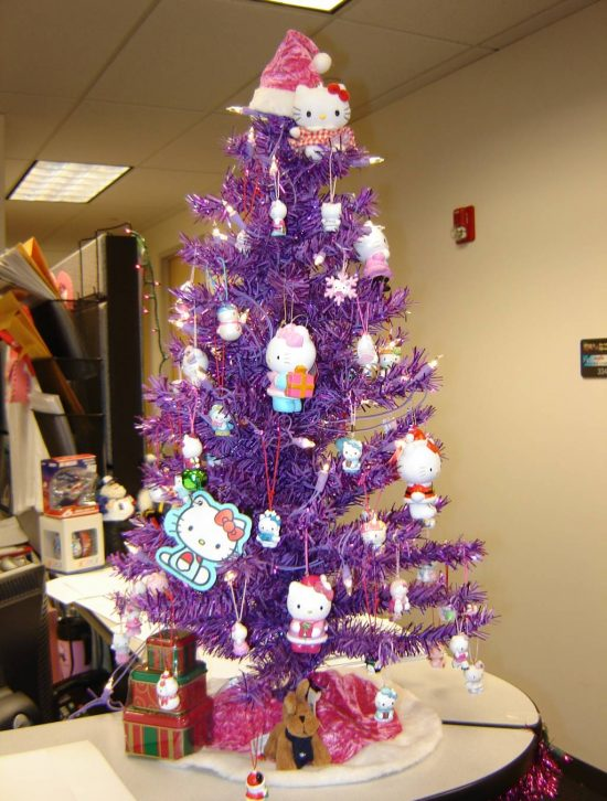 Christmas tree decorating themes the most recent themes for This year christmas decoration ideas