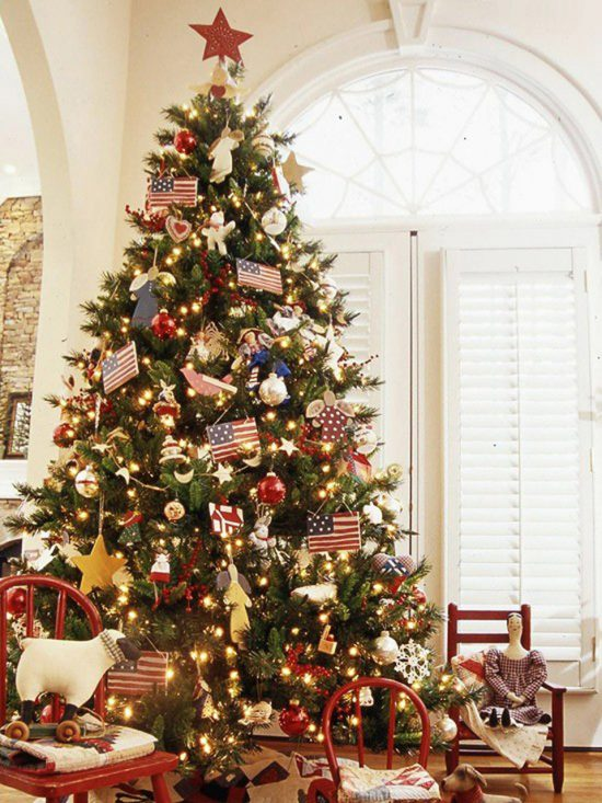Christmas tree decorating themes the most recent themes for 12 days of christmas decoration theme