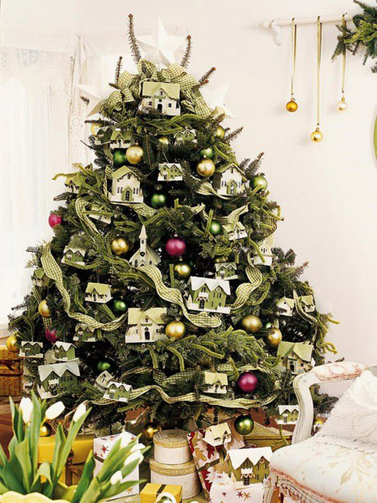 Christmas Tree Decorating themes for this year