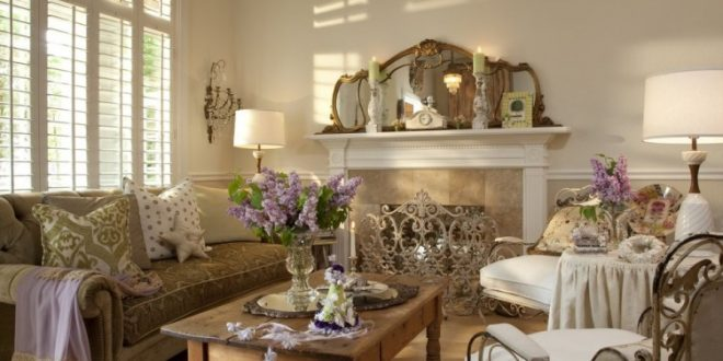 How to Achieve the Perfect Shabby Chic Design