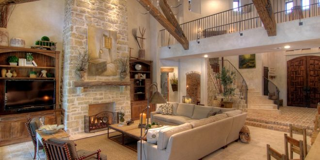 How to Get a Wonderful Tuscan Interior House Design