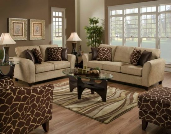 5 ideas to decorate your home with zebra print interior design for Leopard print living room ideas