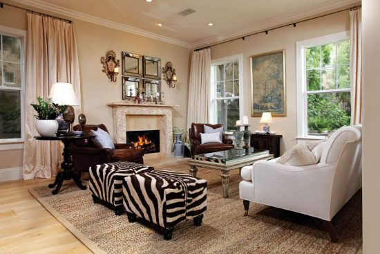 Ideas To Decorate Your Home With Zebra Print Interior Design