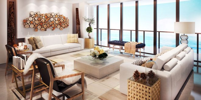 Furnish your home with 2017 dream trendy furniture set