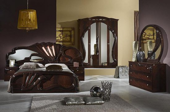 Italian furniture how good is to have a home in style for Italian bedroom furniture