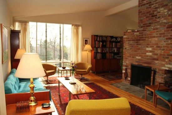 Mid Century Modern Paint How These 5 Colors Can Change