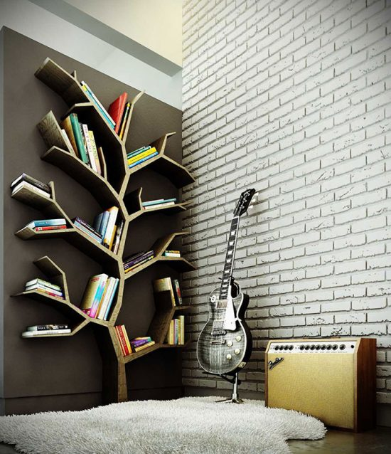Bookcases Designs – Impressive Tips and Designing Ideas for ...