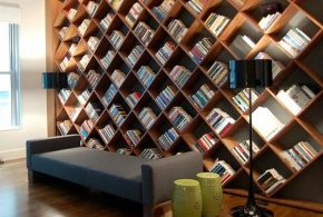 Bookcases Designs - Impressive Tips and Designing Ideas for Amazing Bookcases