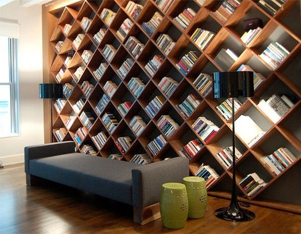 Marvelous Bookcases Designs U2013 Impressive Tips And Designing Ideas For Amazing  Bookcases   Interior Design