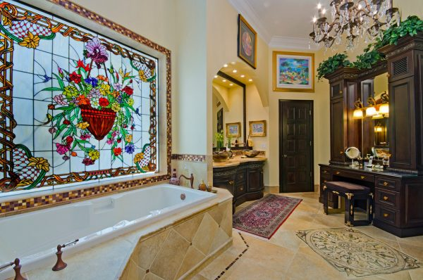 bathroom decorating ideas and designs Remodels Photos 41 West Naples Florida United States mediterranean-bathroom