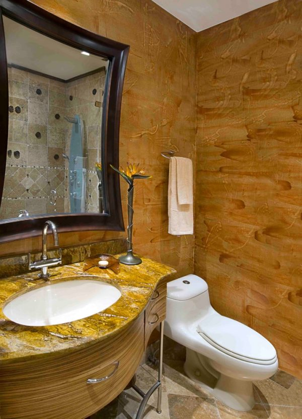 bathroom decorating ideas and designs Remodels Photos 41 West Naples Florida United States transitional-bathroom-001