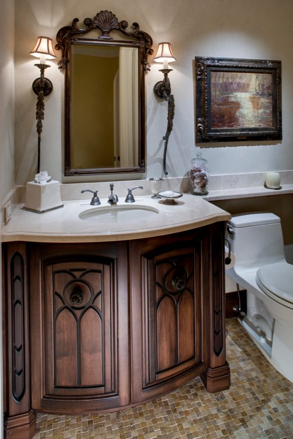 bathroom decorating ideas and designs Remodels Photos 41 West Naples Florida United States transitional-bathroom-002