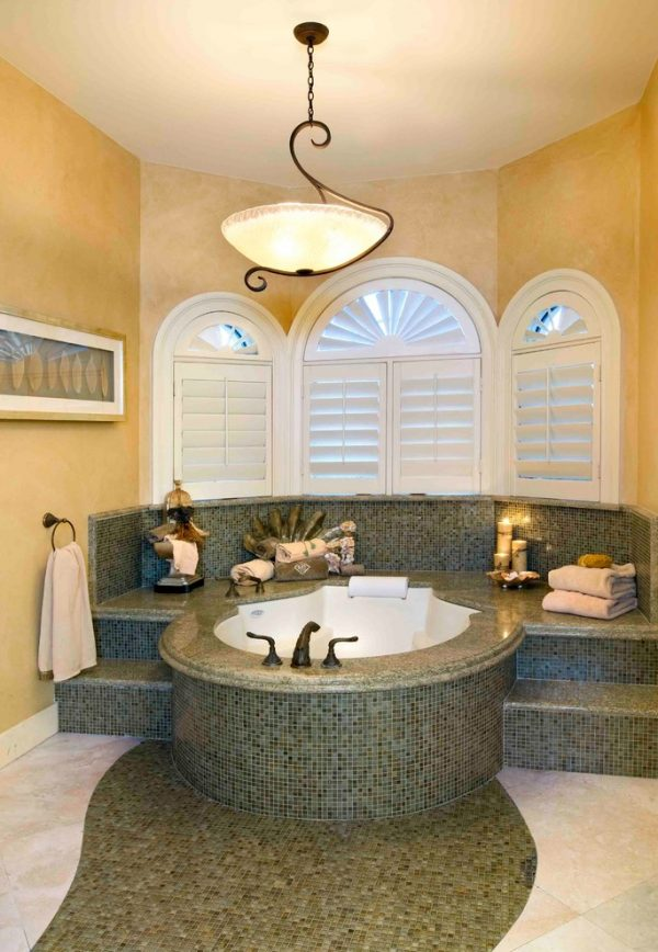 bathroom decorating ideas and designs Remodels Photos 41 West Naples Florida United States transitional-bathroom