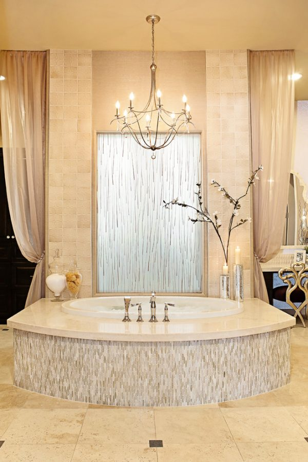 bathroom decorating ideas and designs Remodels Photos AB Design Elements, LLC Scottsdale Arizona United States transitional-bathroom-001