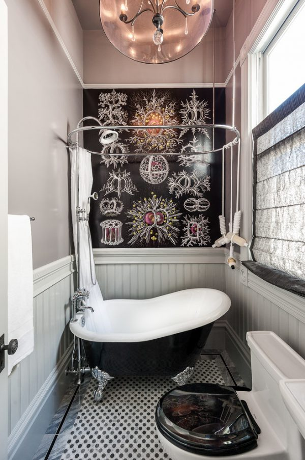 bathroom decorating ideas and designs Remodels Photos Aaron Gordon Construction, Inc San Francisco California United States victorian-bathroom