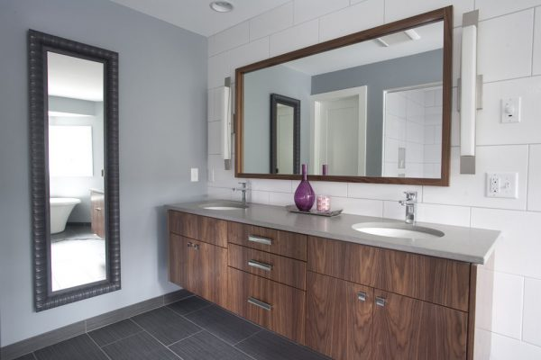 bathroom decorating ideas and designs Remodels Photos Anna Berglin Design Saint Louis Park Minnesota United States contemporary-bathroom-001