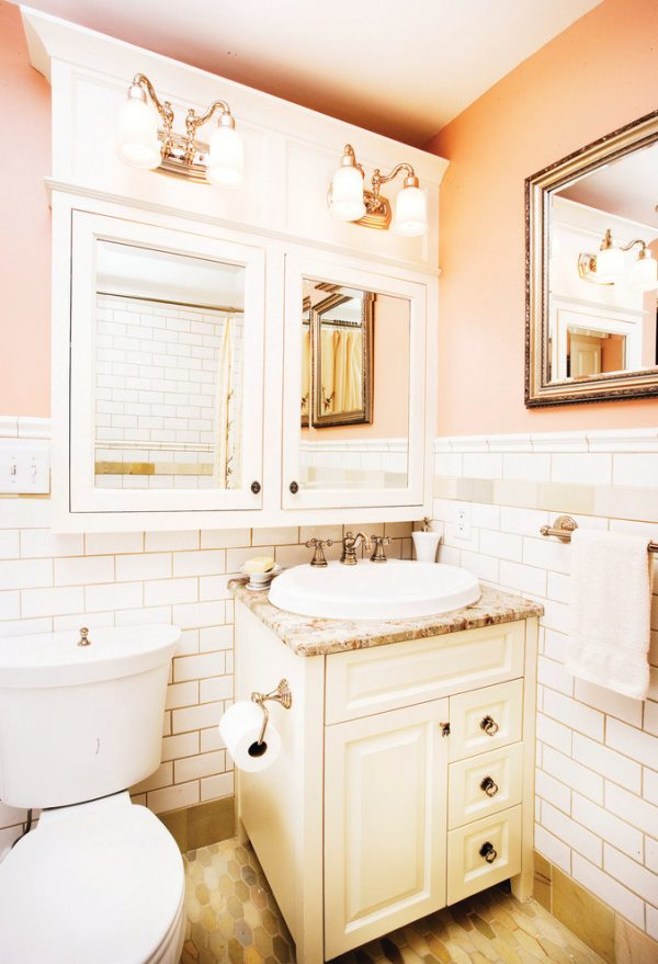 bathroom decorating ideas and designs Remodels Photos Anna Berglin Design Saint Louis Park Minnesota United States traditional-bathroom