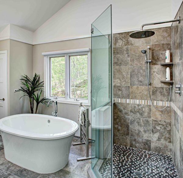 bathroom decorating ideas and designs Remodels Photos Anthony Albert Studios Waldwick New Jersey United States contemporary-bathroom-001