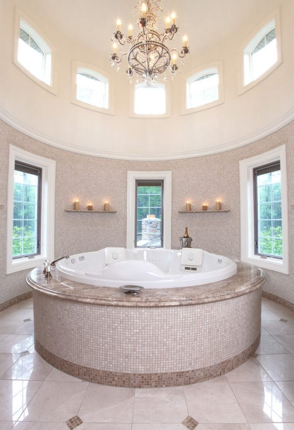 bathroom decorating ideas and designs Remodels Photos Anthony Albert Studios Waldwick New Jersey United States traditional-bathroom-001