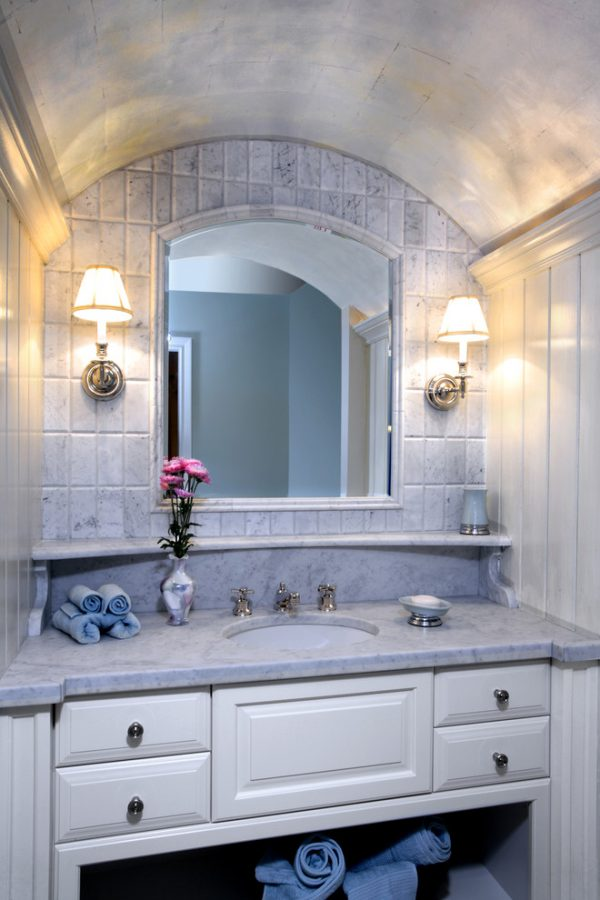 bathroom decorating ideas and designs Remodels Photos Anthony Albert Studios Waldwick New Jersey United States traditional-bathroom-002