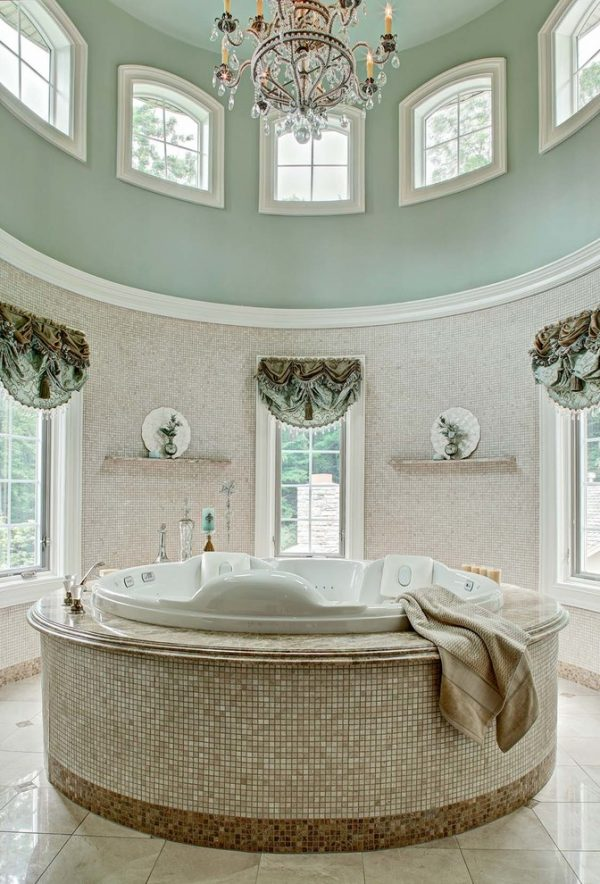 bathroom decorating ideas and designs Remodels Photos Anthony Albert Studios Waldwick New Jersey United States traditional-bathroom-003