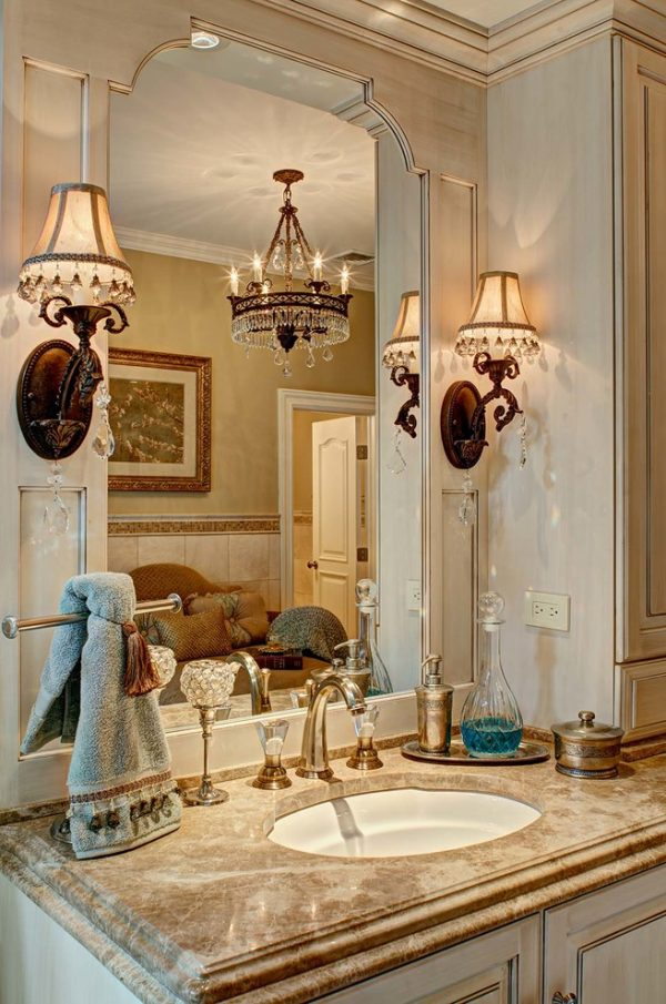 bathroom decorating ideas and designs Remodels Photos Anthony Albert Studios Waldwick New Jersey United States traditional-bathroom-004