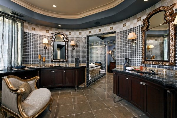 bathroom decorating ideas and designs Remodels Photos Architectural Ceramics, Inc Rockville Maryland United States traditional-bathroom-004