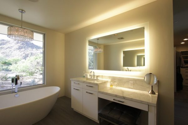 bathroom decorating ideas and designs Remodels Photos Arizona Designs Kitchens and Baths Tucson Arizona United States contemporary-bathroom-006
