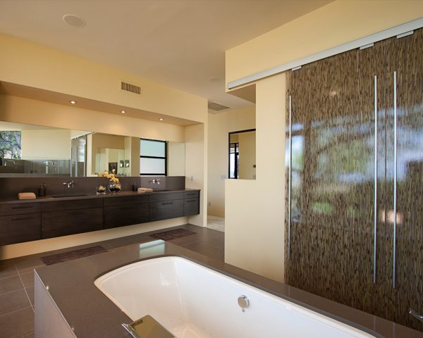 bathroom decorating ideas and designs Remodels Photos Arizona Designs Kitchens and Baths Tucson Arizona United States contemporary-bathroom-007