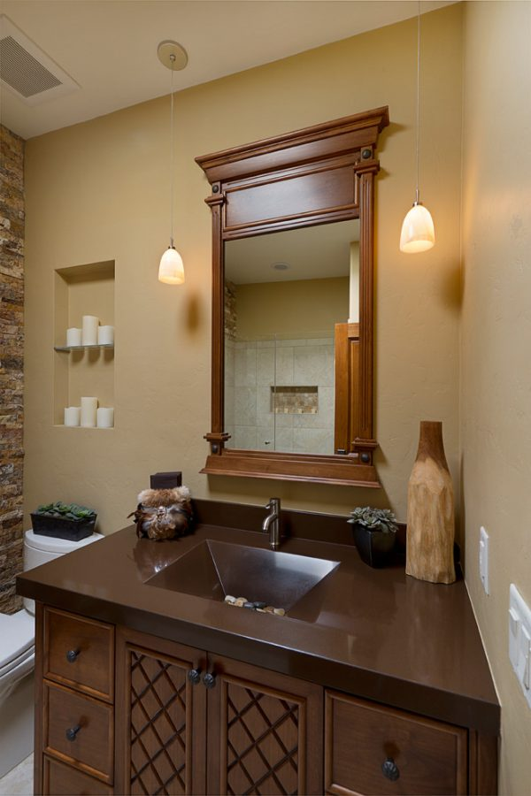 bathroom decorating ideas and designs Remodels Photos Arizona Designs Kitchens and Baths Tucson Arizona United States traditional-bathroom-006