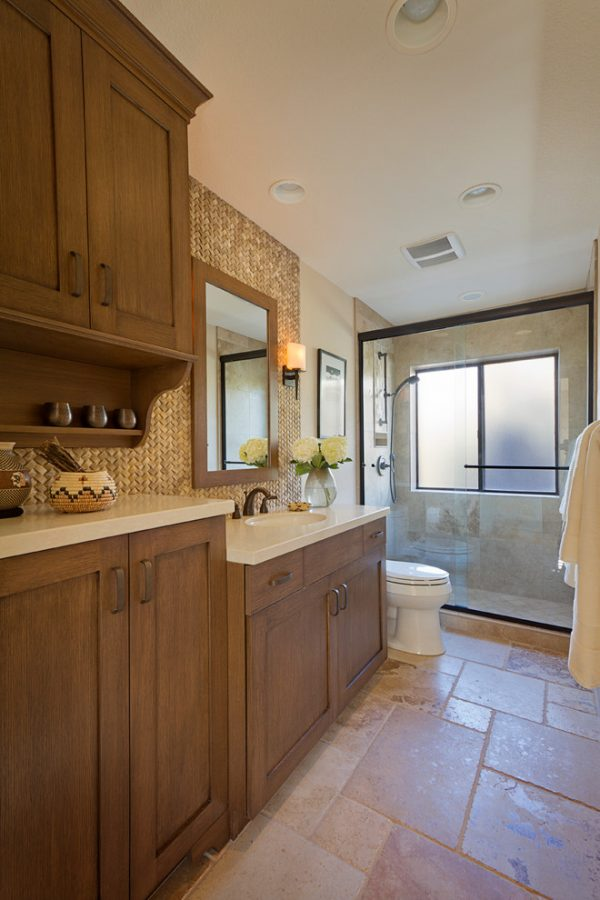 bathroom decorating ideas and designs Remodels Photos Arizona Designs Kitchens and Baths Tucson Arizona United States traditional-bathroom-009