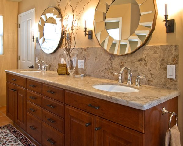 bathroom decorating ideas and designs Remodels Photos Arizona Designs Kitchens and Baths Tucson Arizona United States traditional-bathroom-013